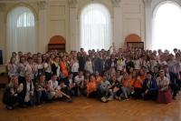 Форум юных граждан Свердловской области – 2016